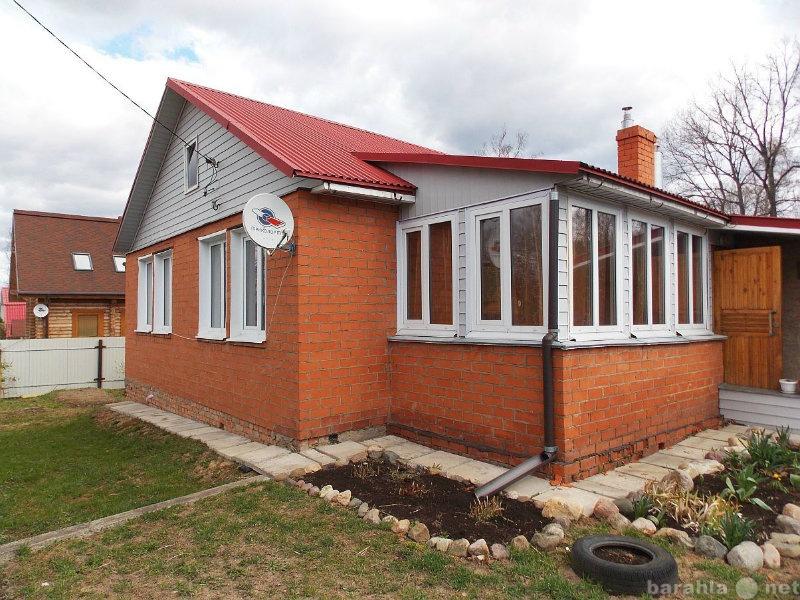 Продам: 3-к кирпичный дом в Плесе
