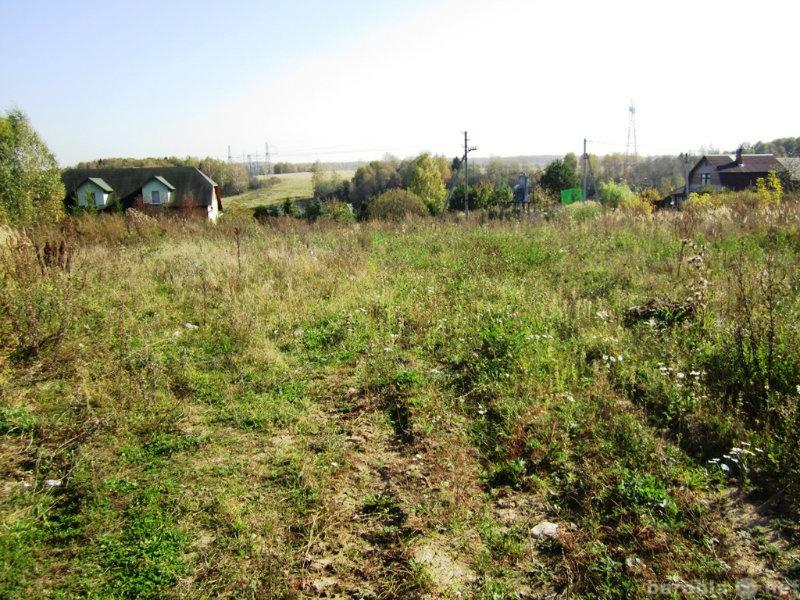 Продам: участок 15 соток в деревне Торговцево
