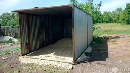 Купить гараж ракушку в брянске как перенести металлический гараж