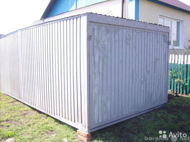 Купить гараж металлический без места в курске купить омск гараж у мостоотряд