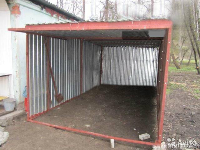 Купить гараж бу в брянске гаражи купить тутаев