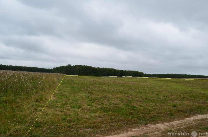 земельный участок для огородничества
