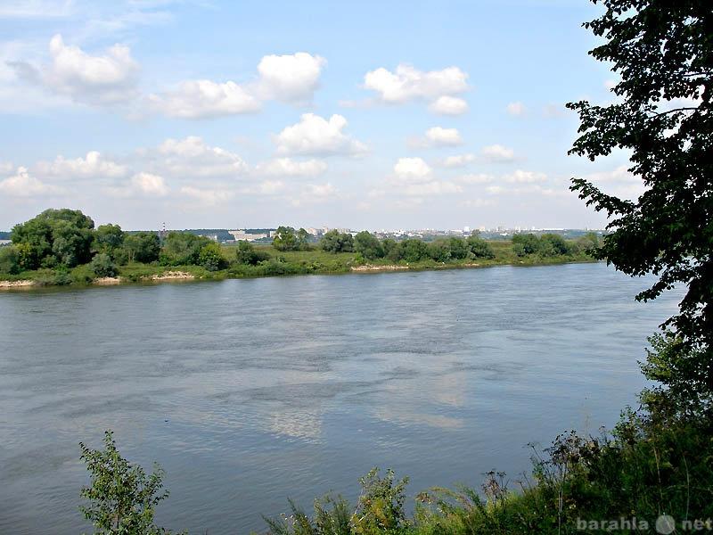 Продам: Панорамный участок на берегу реки Ока