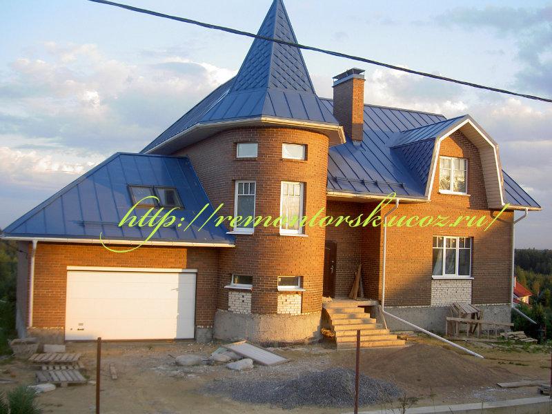 Ищу работу: Строительство коттеджей домов Орск