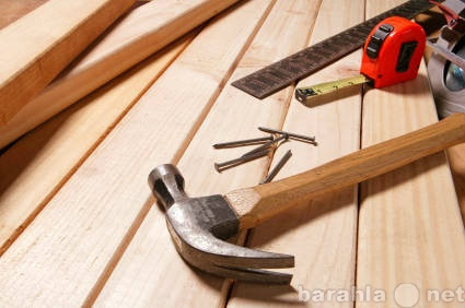 Вакансия: Плотник по магазинам!