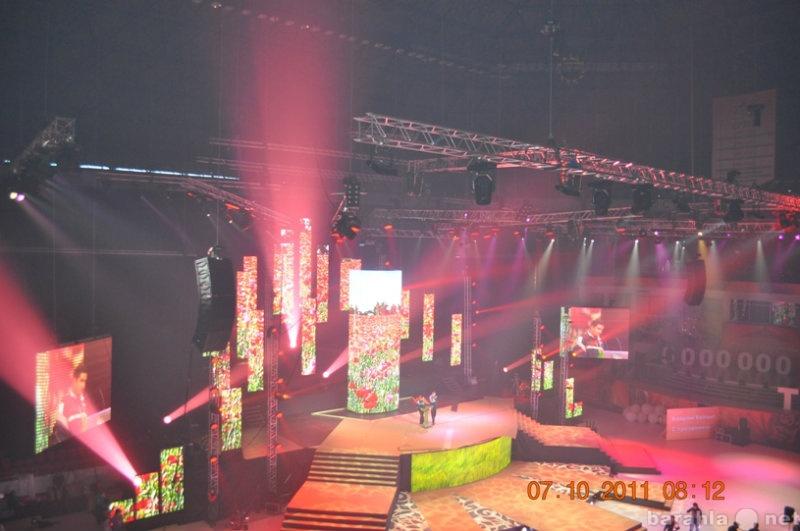 Вакансия: Видеоинженер, светодиодные видеоэкраны