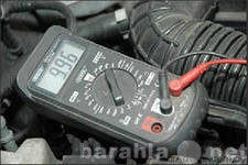 Вакансия: Автоэлектрик