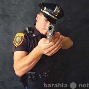 Вакансия: Сотрудник службы безопасности, охранник