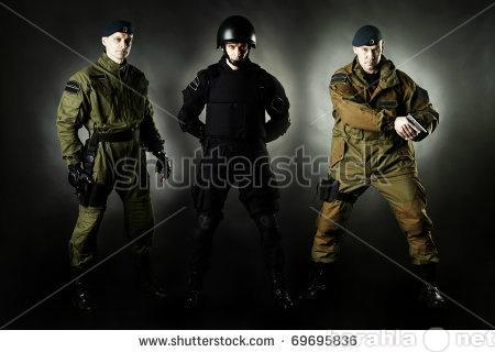 Вакансия: Охранники