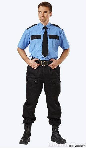 Вакансия: Сотрудник охраны