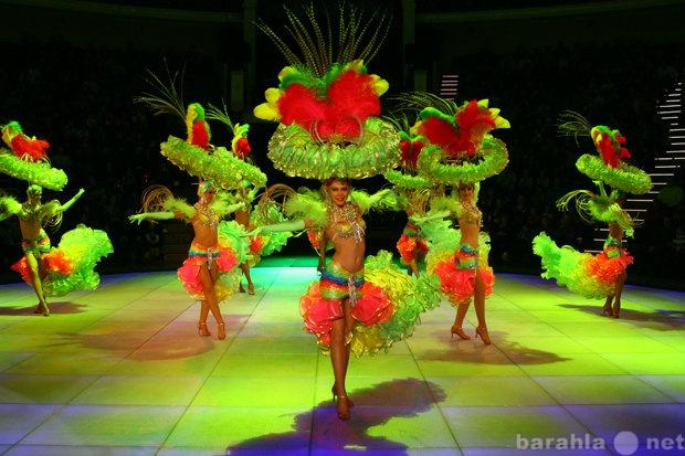 Вакансия: Работа за рубежом, Шоу-балет,Контракт