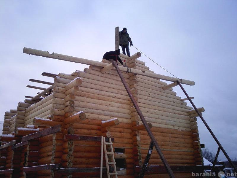 Вакансия: Плотники