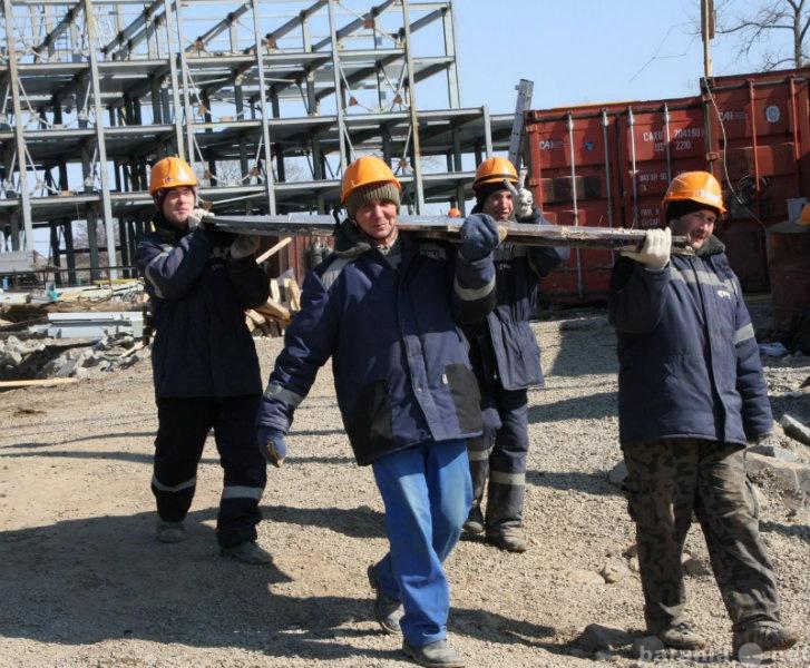 Ищу работу: Подсобные рабочие, разнорабочие