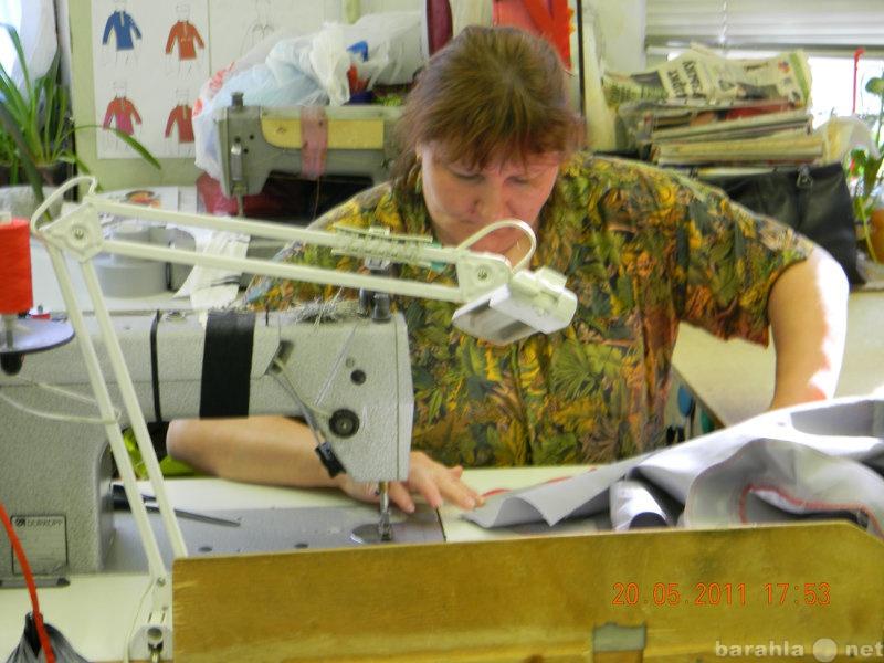 Отшивать образцы; прорабатывать технологию; навыки конструирования приветствуются; требования: швея-заготовщик на обувное производство.