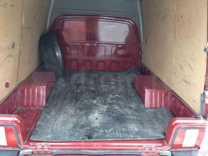 Ищу работу: на личном авто иж 2717 фургон.500-600кг.