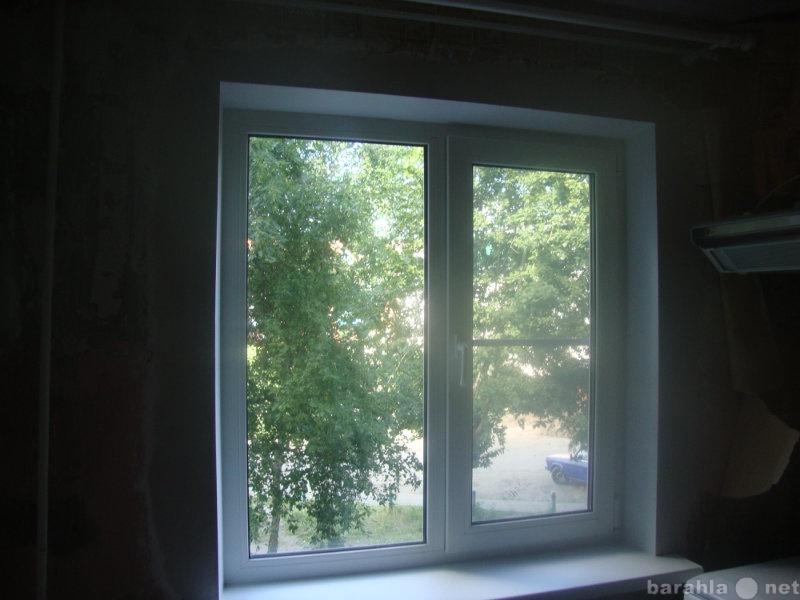 Вакансия: Отделочник на окна ПВХ
