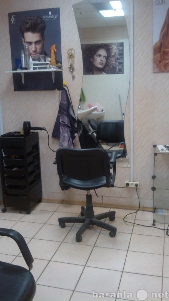 Вакансия: парикмахер-универсал