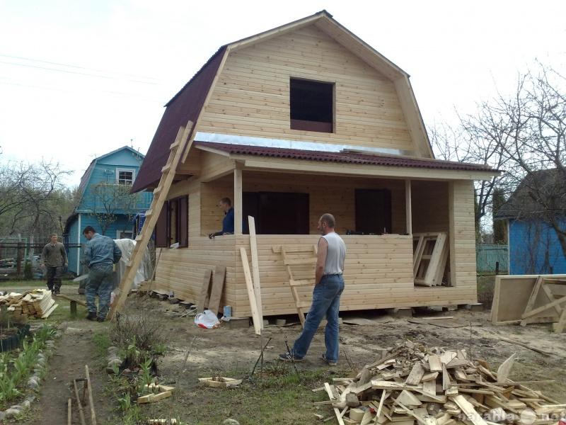 Ищу работу: плотник