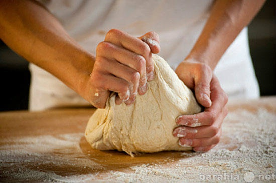 Вакансия: пекарь-кондитер