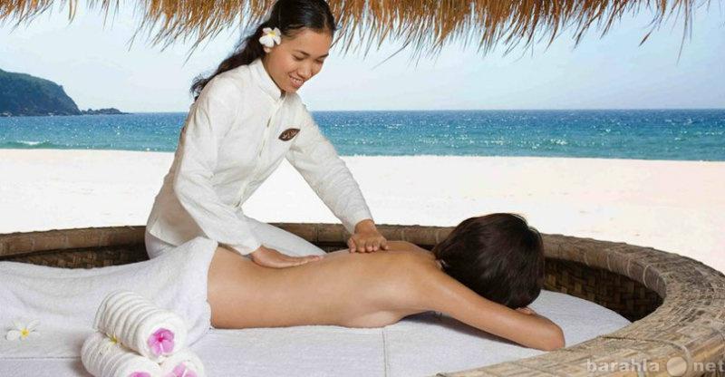Вакансия: Помощница массажиста